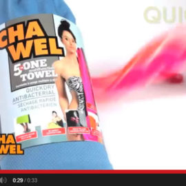 What is a Chawel towel?