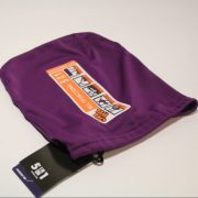 Chawel Hybrid HD Violet carry travel towel bag