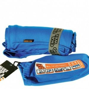 blue Chawel quick dry surf towel