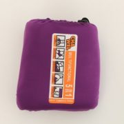 Violet quick dry surf travel towel